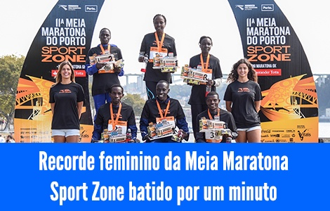 Meia Maratona do Porto Sport Zone