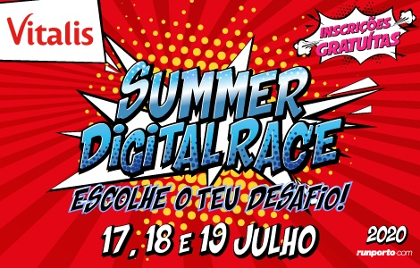 Vitalis Summer Digital Race