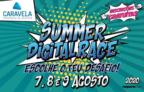 Caravela Summer Digital Race